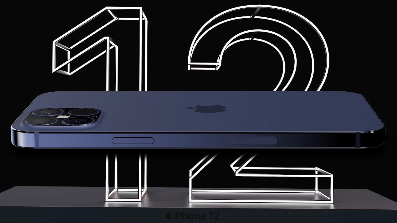 iPhone 12 CAD